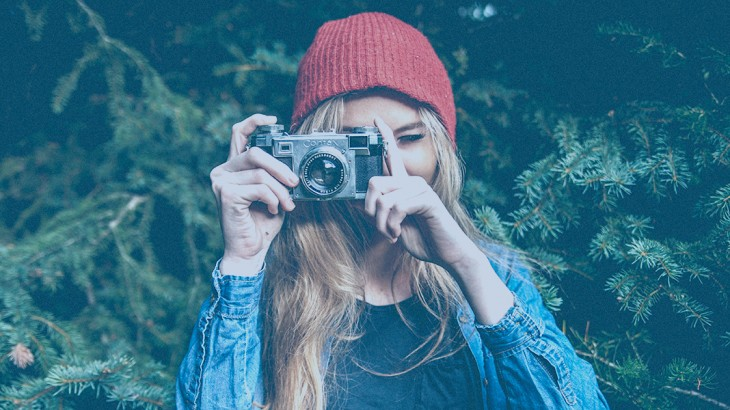 Earn Money Side Gig Female Photographer